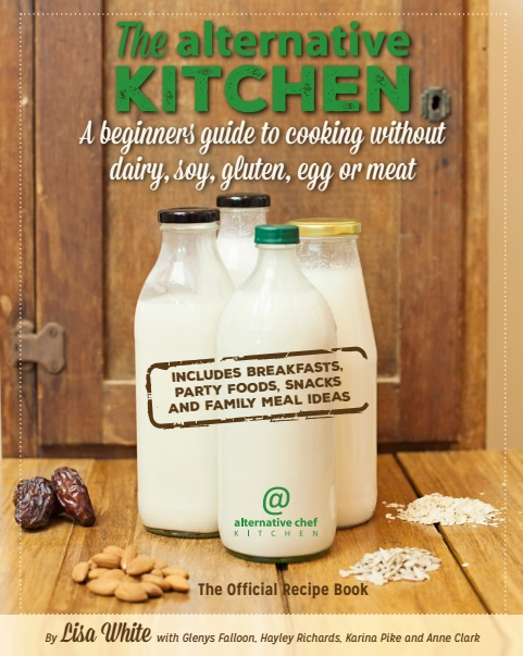 The Alternative Kitchen book cover 1 2015