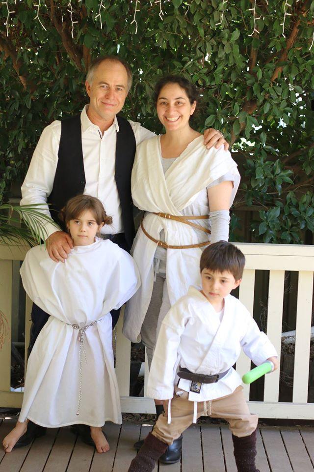 white-family-starwars-party