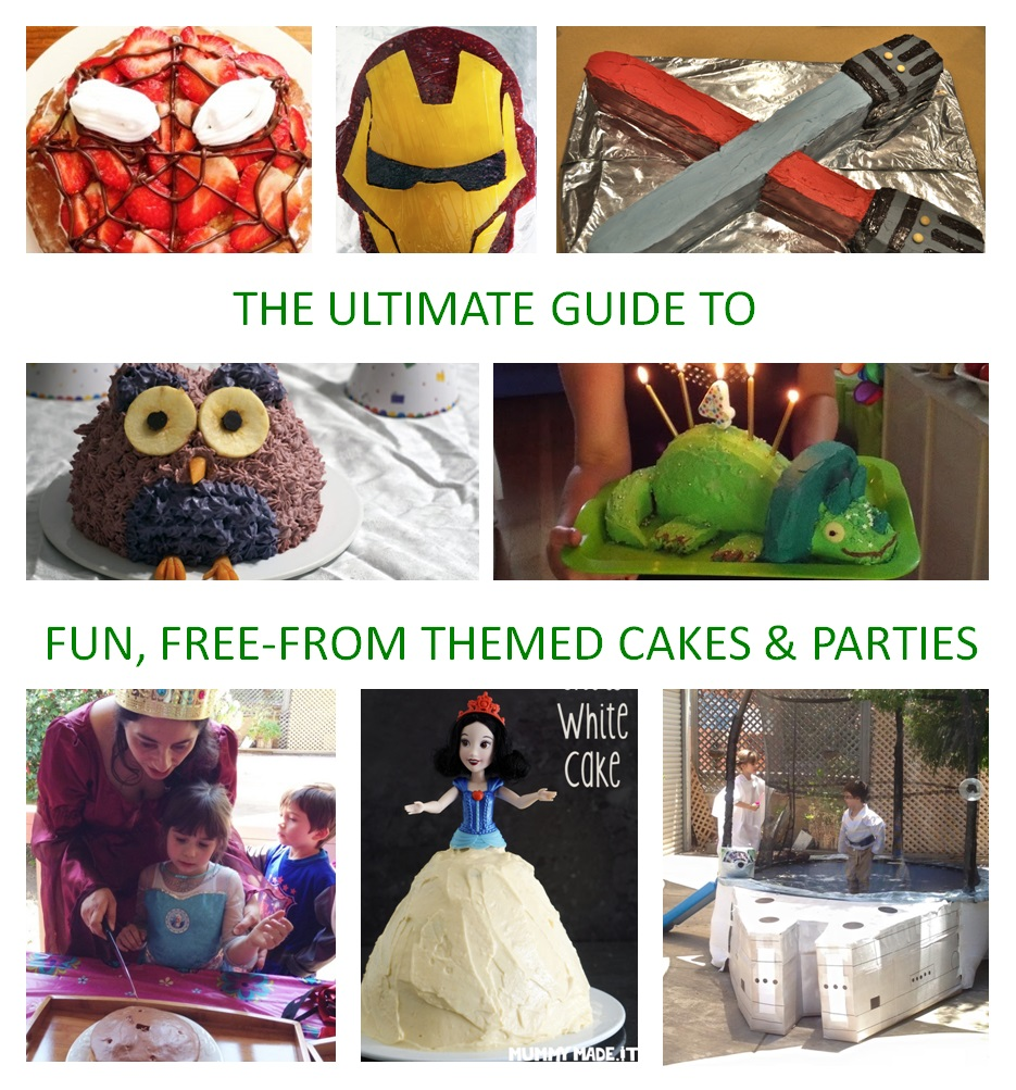Ultimate Guide Free From Themed Parties 2