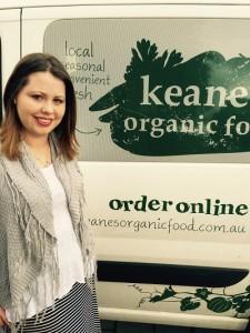 Kate Knox Keanes Organics 1