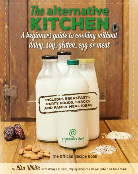 The Alternative Kitchen book cover 1 2015