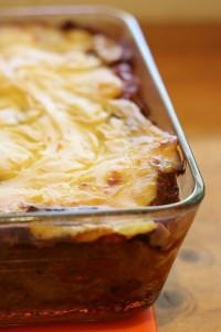 Lisa's bechemel lasagne