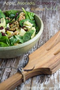 apple-avocado-cranberry-walnut-salad