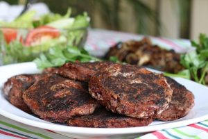 meatless BBQ