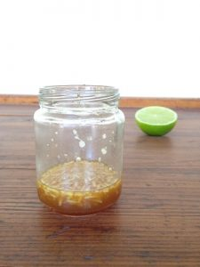 tangy slime dressing