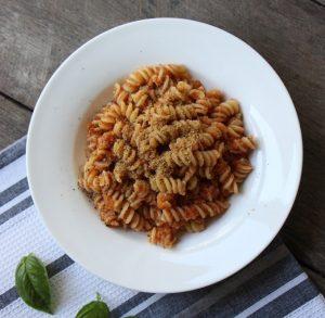 Loaded-veggie-pasta Modern Day Missus