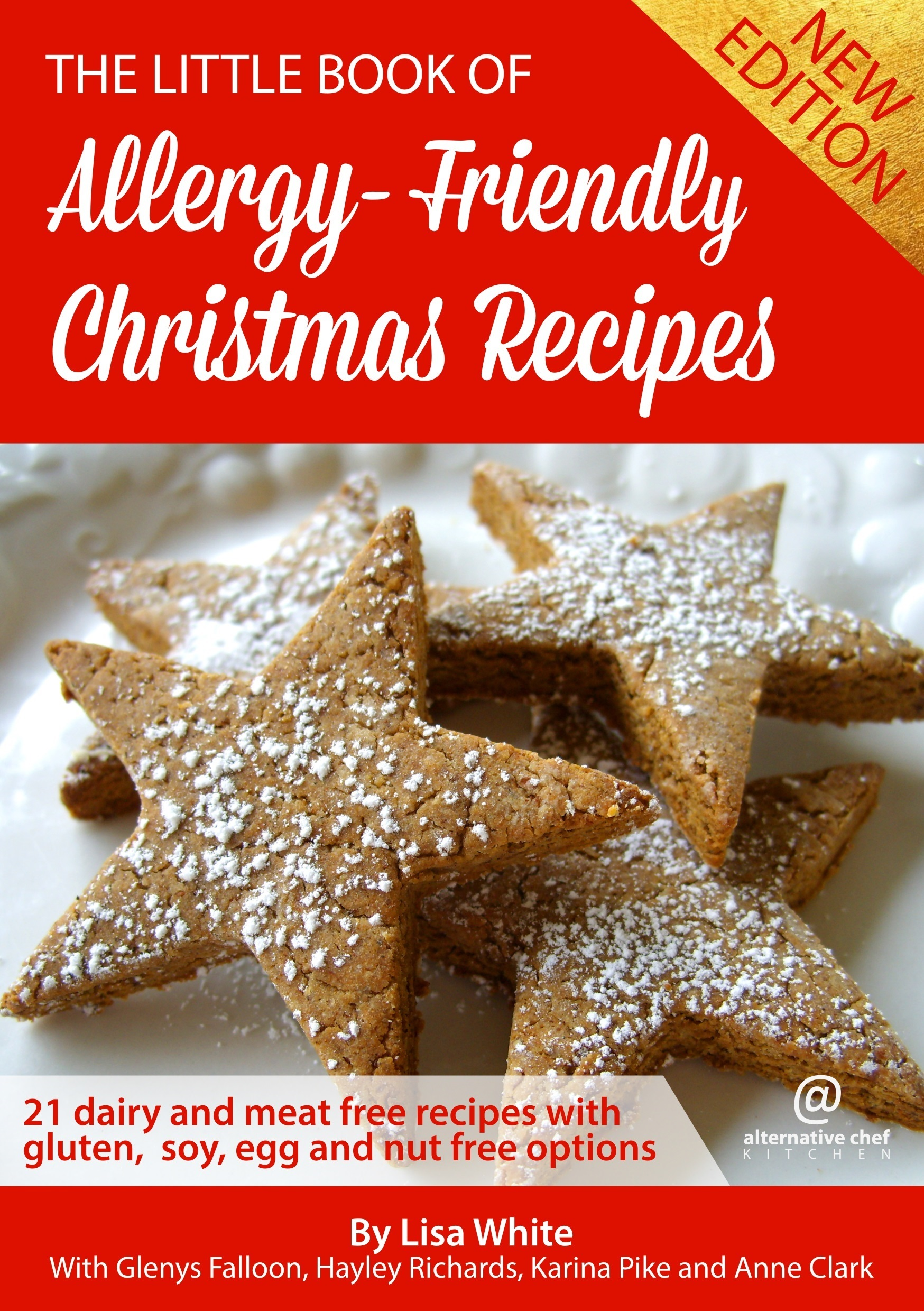 The little book of allergy friendly christmas recipes 2nd edition the little book of allergy friendly christmas recipes 2nd edition forumfinder Images
